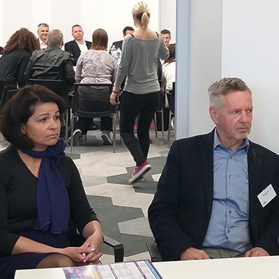 2019. március 27-én a Magyar Telekom székházban tartotta éves HRBrandem konferenciáját az ICF