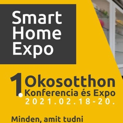 Legrand a Smart Home Expo Okosotthon Konferencián is