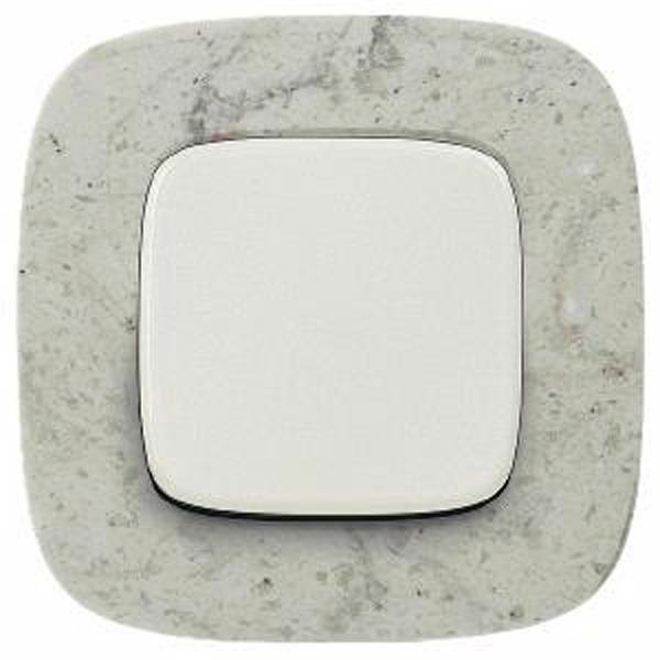 Legrand Valena Allure márvány keret